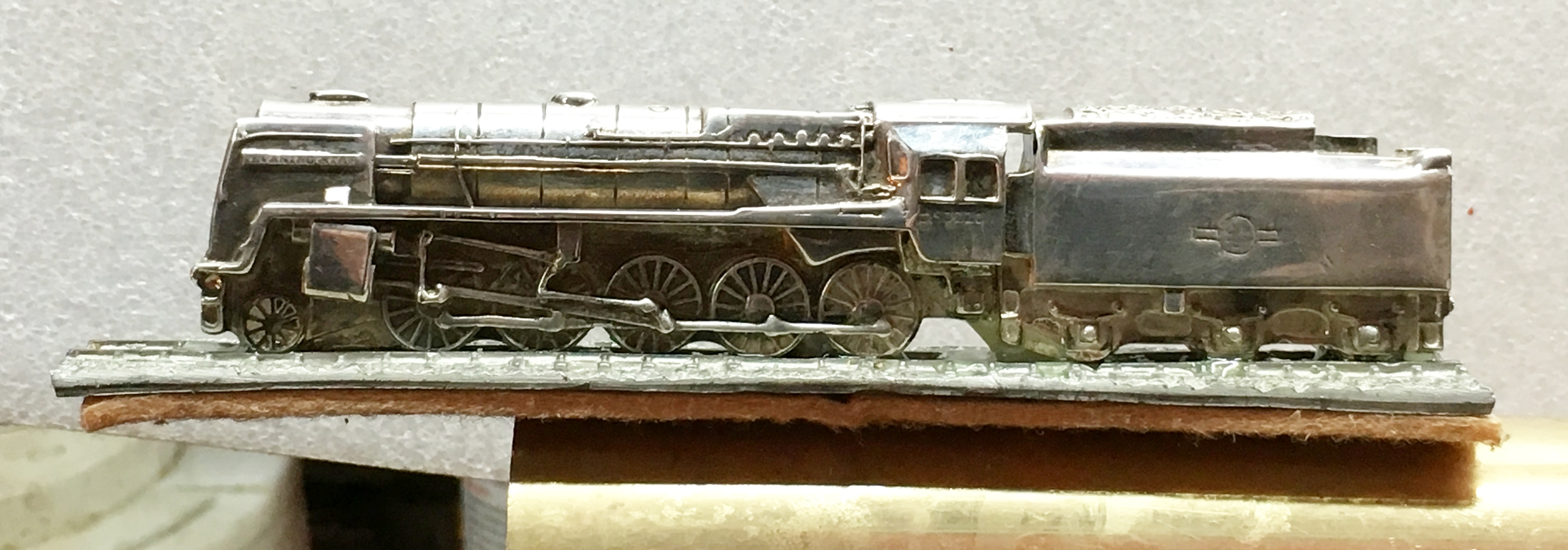 Evening Star Locomotive no:92220 Tiller Pin